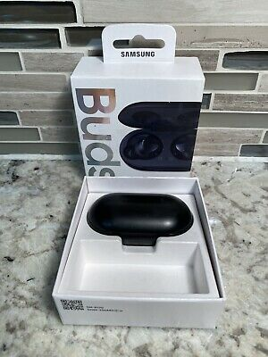 Samsung Galaxy Buds True Wireless In-Ear Bluetooth Headphones Black SM-R170