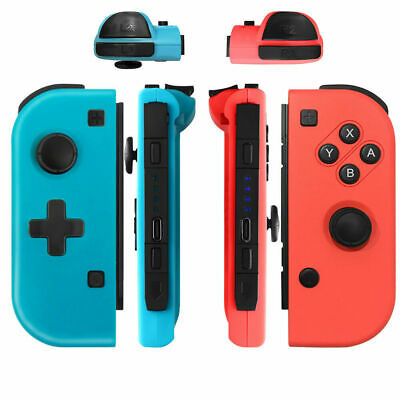 Joy-Con Game Controllers Gamepad Joypad for Nintendo Switch Console UK Hot