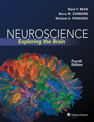 Neuroscience Exploring the Brain 4th Edition by Mark F. Bear - P.D.F