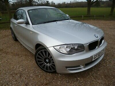 2008 Bmw 120D Se Coupe ~ Automatic ~ Leather Interior ~ Air Con ~ No Reserve
