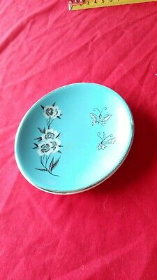 Gorgeous Vintage Palissy 'Maytime' 6 mini small Plate