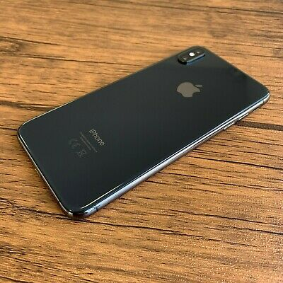 Apple iPhone XS Max 256GB Unlocked Space Grey (Excellent Condition) *No Face ID*