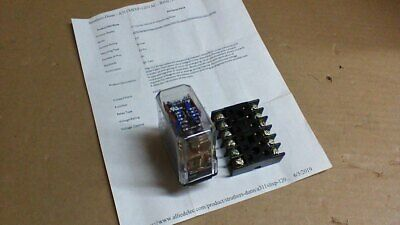 Struthers-Dunn A311Xbxpr Sequence / Stepper Relay / 120Vac Coil / Socket Include
