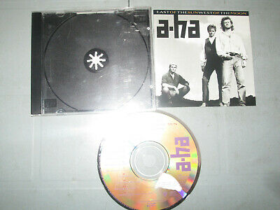 A-ha - East Of The Sun West Of The Moon (Cd, Compact Disc) Complete Tested