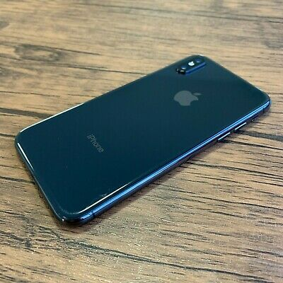 Apple iPhone X - 64GB - Unlocked - Space Grey (Excellent Condition) *NO FACE ID*