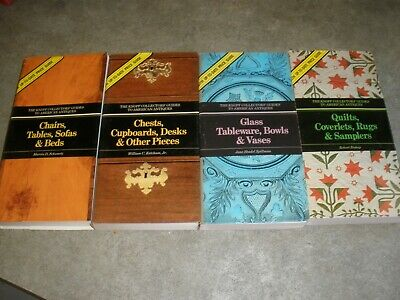 4 Price Guides On Furniture Knopf Collector's Guides To American Antiques