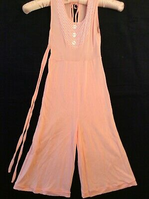 Vintage Childs Little Girls Lounging Pajamas 1933-1935 Tagged NRA
