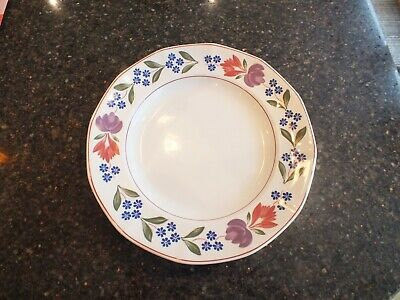 Adams old colonial china 10 inch dinner plates
