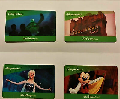 Disney World Orlando (4) 1 day park hopper NO RESTRICTION tickets Ex. 9/17/21!