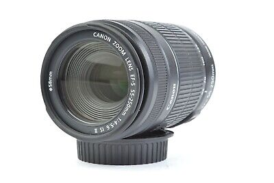 Canon EF-S 55-250mm IS II Telephoto Zoom Lens #L0596