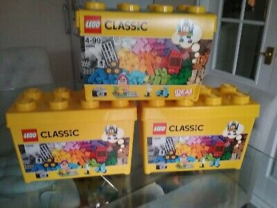 Lego Classic 10698 Large Creative Brick Boxes