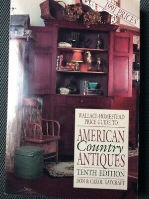 American Country Antiques 10th Edition 1991 Used