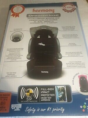 Harmony Dreamtime Car Booster Seat For Children 15-36kg / 4-12 Years Group 2-3