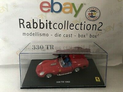 "Die Cast "" 330 Tr - 1962 "" Ferrari Gt Collection  Scala 1/43"