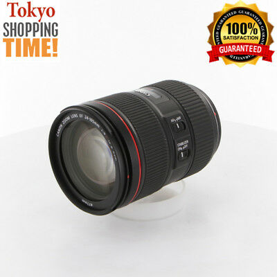 Canon EF 24-105mm F/4 L IS II USM Lens from Japan