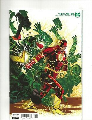 Flash #88 (2020) Michael Golden Variant Cover near mint- (NM-) condition