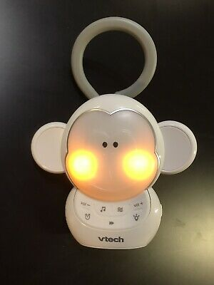 VTech BC8211 Myla The Monkey Baby Sleep Soother with a White Noise Sound Machine