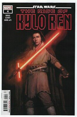 Star Wars Rise Kylo Ren # 4 Cover A NM Marvel NM Pre Sale Ships Mar 11th