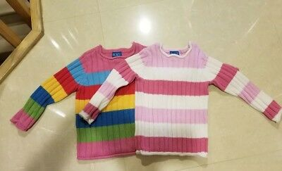 TCP Kids Pullover Knit Sweater Top Warm Size 4T girls