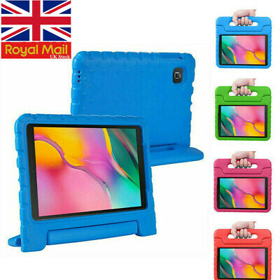 """2019 10.1"""" Full Body Case Kids Handle Stand For Samsung Galaxy Tab A T510 T515"""