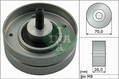 OEM 135Bm0450 Ribbed Auxiliary Drive Belt Idler Pulley Mini Works R50 R53