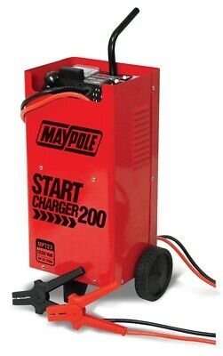 Starter Charger 30a 723 Maypole Genuine Top Quality Product New