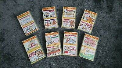 Carry On Film Collection Vhs