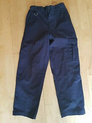 Boys Official Scout Cubs Trousers Age 9-10