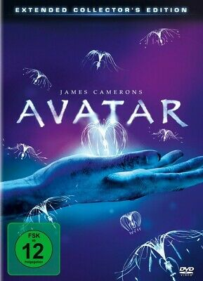 Avatar [Extended Collector's Edition, inkl. 3D Cover, 3 DVDs]