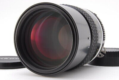 [Excellent+++++!] Nikon NIKKOR 135mm 1:2.8 Ai MF Lens f/2.8 Made in Japan