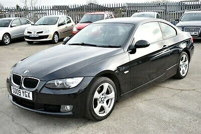 2009 BMW 320d SE Coupe 6-Speed - NO RESERVE