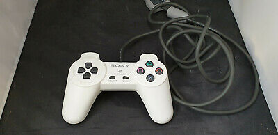 Sony Playstation Original Controller Control Pad Official in White SCPH-1080