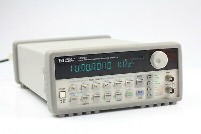 HP/Agilent 33120A Function / Arbitrary Waveform Generator, 15 MHz #9