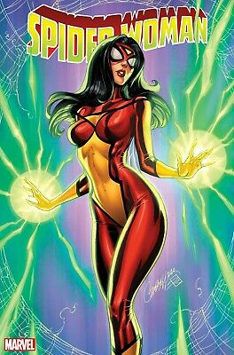 SPIDER-WOMAN #1 JS CAMPBELL Variant Cover MARVEL COMICS - SHIPS 3/18/2020