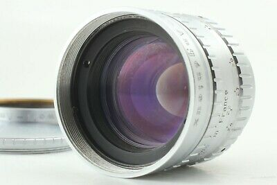 【TESTED!!! / Excellent+++++】 Angenieux Paris 25mm f/0.95 C Mount from JAPAN 1146