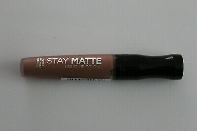Rimmel London Stay Matte Liquid Lip Colour - Please Choose Shade: