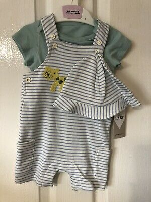 Marks & Spencer'S Baby Boys Three-Piece Set Age 3 To 6 Months BNWT