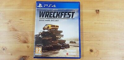 Wreckfest (PlayStation 4, 2019)