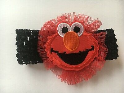Sesame street Elmo Kids Hair band headband fun unique Free Shipping USA