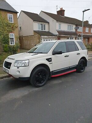 Land Rover Freelander XS commercial