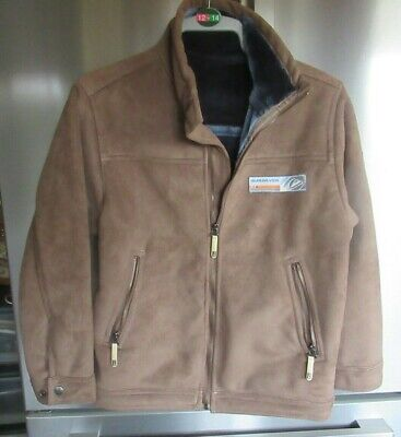 "Quiksilver Faux Lined Winter Warm Jacket Boys Size Uk 12Yrs  Pit To Pit 20""   *"