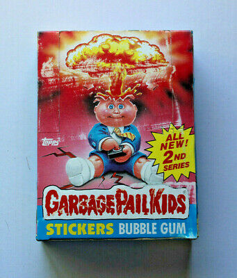 1985 GPK 2 (OS2) ~ Clean EMPTY Box ~Time To Upgrade Your Box