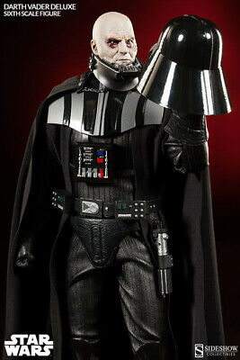 New Darth Vader Deluxe Sixth Scale Figure Sideshow Collectible Exclusive ROTJ VI