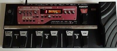 Boss Rc-300 Loop Station + Power Cord