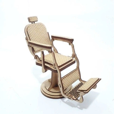 DXF,CDR File Laser Cutting CNC Router Laser Cut CNC DXF Chair Hairdresser
