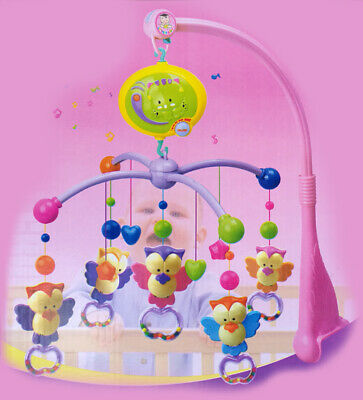 Baby Mobile Brand New Musical Baby Cot Mobile