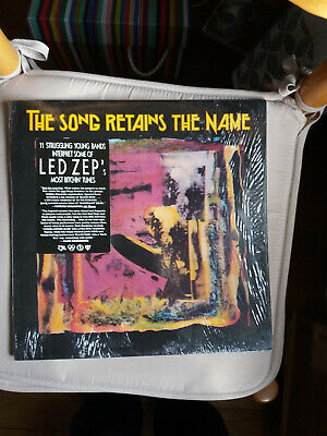 Led Zeppelin : The song retains the name (11) LP