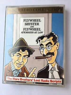 The Marx Brothers' Lost Radio Scripts - Flywheel Shyster At Law 2 Cassette Tape