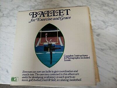 Ballet For Exercise And Grace - Gateway Records GSLP-7603 - Excellent Condition