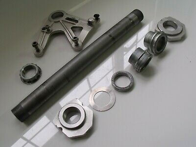 Ducati Panigale 899 959 Rear Wheel Axle Spindle Hanger Spacers Adjusters Comp